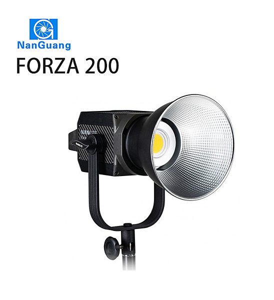 黑熊數位 Nanlite 南光 Forza 200 LED燈 補光燈 攝影燈 5600K