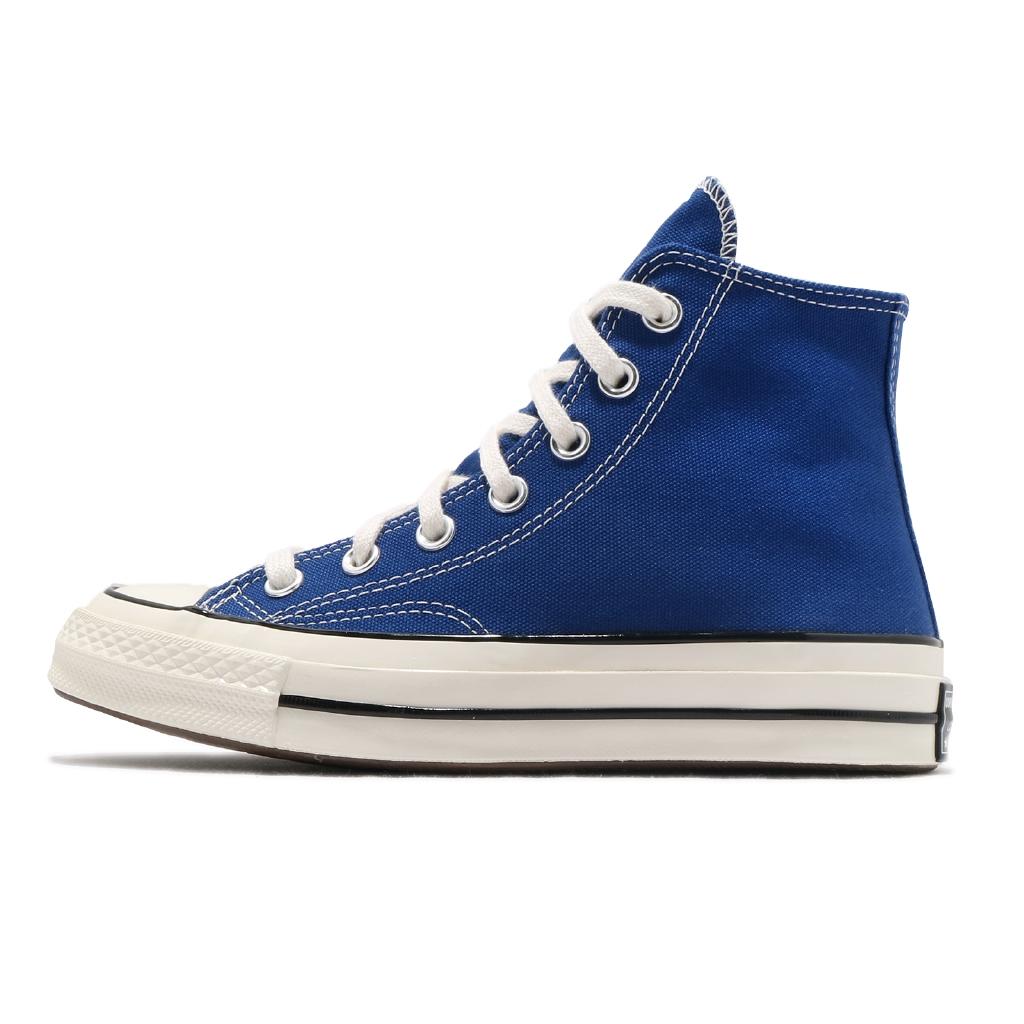 Converse 帆布鞋 Chuck 70 藍 白 1970 All Star 高筒 男女鞋 【ACS】 168509C
