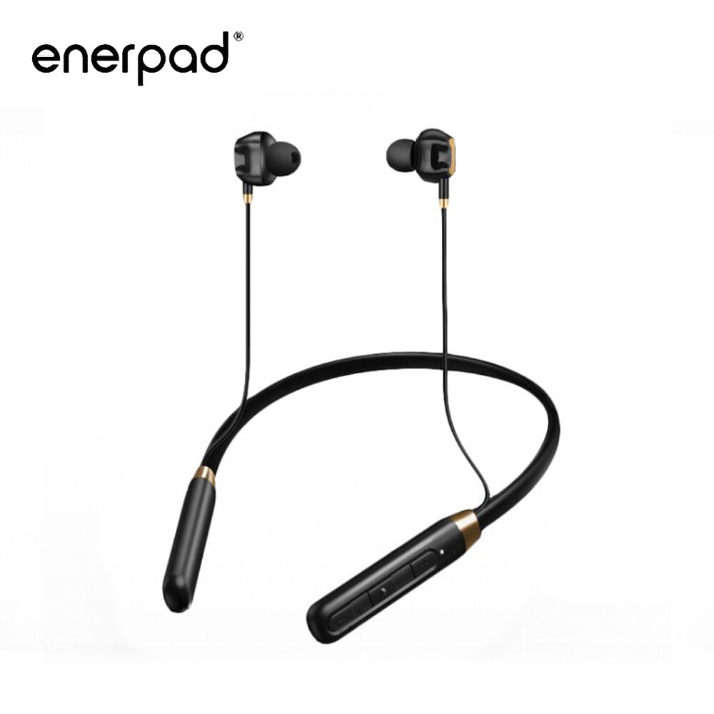 enerpad雙動圈無線藍牙耳機-頸掛式/掛脖式(型號s88)