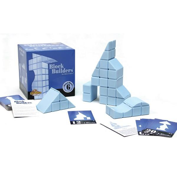美國 FatBrain【現貨出清】建築師積木 增加親子互動兒童發展玩具 榮獲2011年家長特選金獎