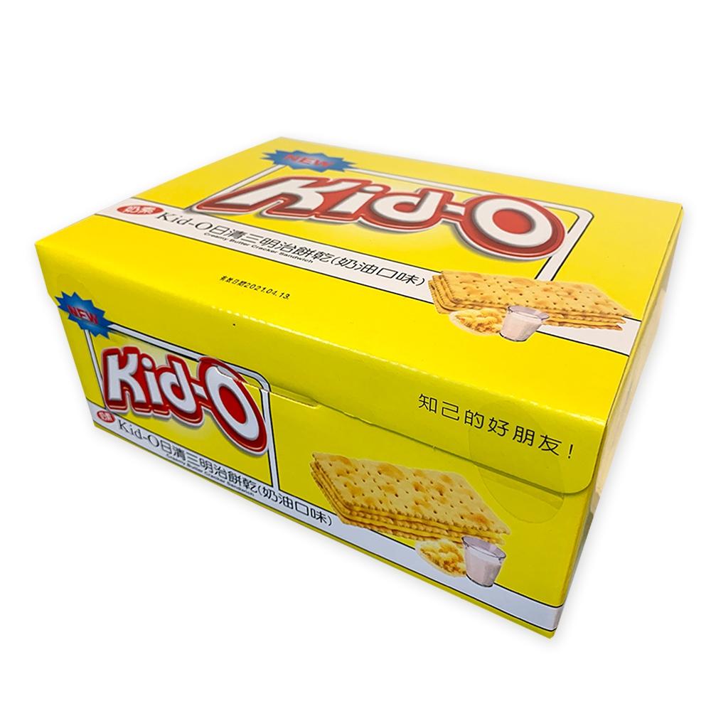 NISSIN Kid-O 日清奶油三明治餅乾 72片
