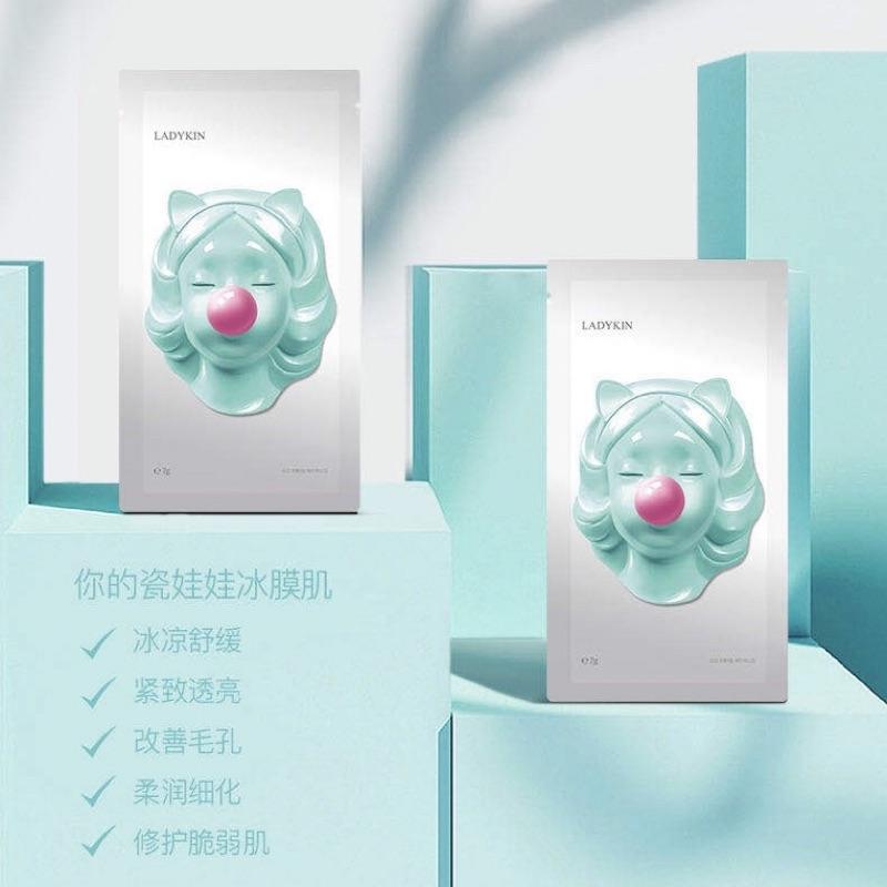 LADYKIN瓷娃娃冰膜7g /5片*3盒