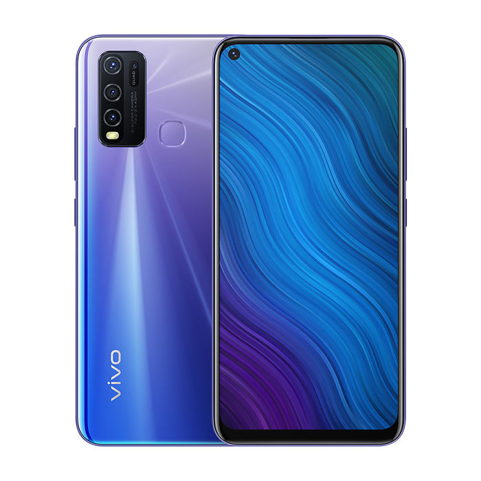 vivo Y50 8GB/128GB 6.53吋大電量智慧型手機海洋藍