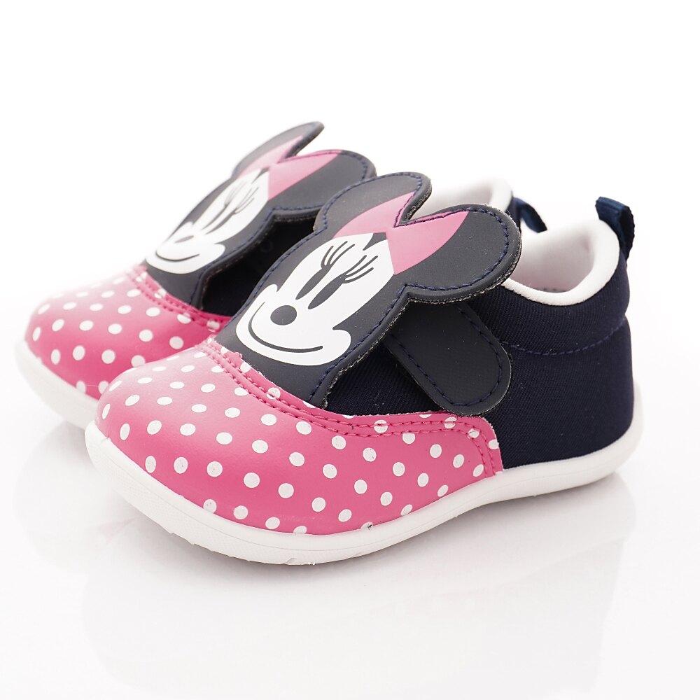 迪士尼Disney童鞋-夏日新品米妮學步鞋-118160紅(寶寶段)