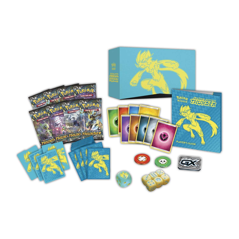 含稅附發票 神奇寶貝卡牌遊戲 日月8 Lost Thunder 肥包 英文版 寶可夢TCG 實體店面