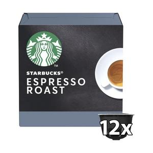 【STARBUCKS 星巴克】咖啡膠囊-義式特濃 12杯