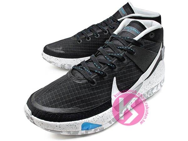 [25% OFF] 2020 最新戰靴 NIKE KD13 EP BLACK GREY 黑白 首發配色 ZOOM AIR TURBO 全腳掌氣墊 + 前掌雙層氣墊 KD 13 XIII (CI9949