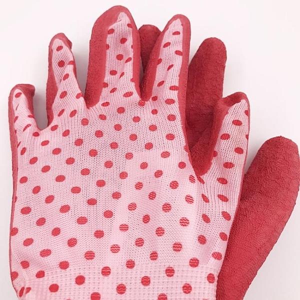 透氣耐磨園藝手套養花防刺