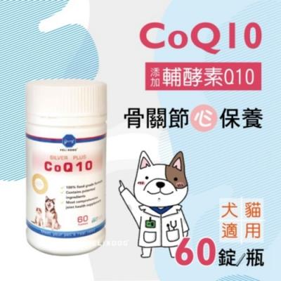 骨力勁-SILVER plus CoQ10 60錠/瓶