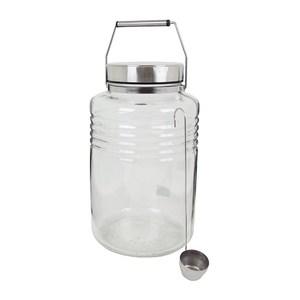 日本ADERIA 金屬蓋梅酒罐-5000ml(附勺子)