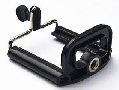 手機夾 自拍架 自拍神器 可接自拍棒 三腳架使用 【EBABA2】