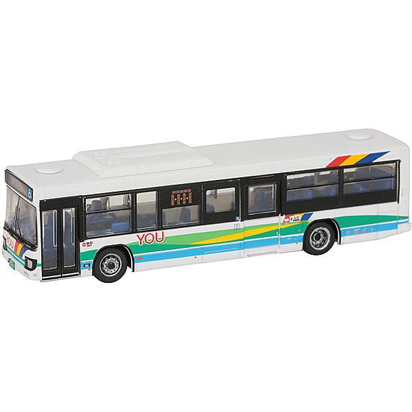 TOMYTEC 巴士收藏巡迴轉換 代替巴士系列3 感謝夕張支線_TV30341