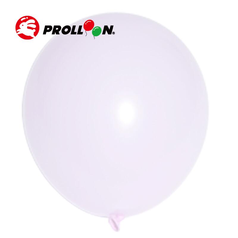 大倫氣球9 吋 馬卡龍色系 淡紫色 圓形氣球 100入 macaron balloons