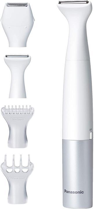 【日本代購】Panasonic松下 毛器 Feria VIO 專用刮鬚刀 防水 銀色 ES-WV60-S
