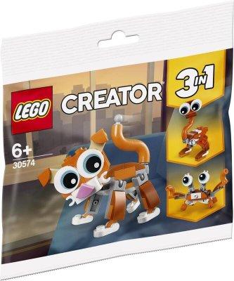 全新未拆 LEGO 樂高 30574 Cat  3IN1小貓 螃蟹 鳥 Creator
