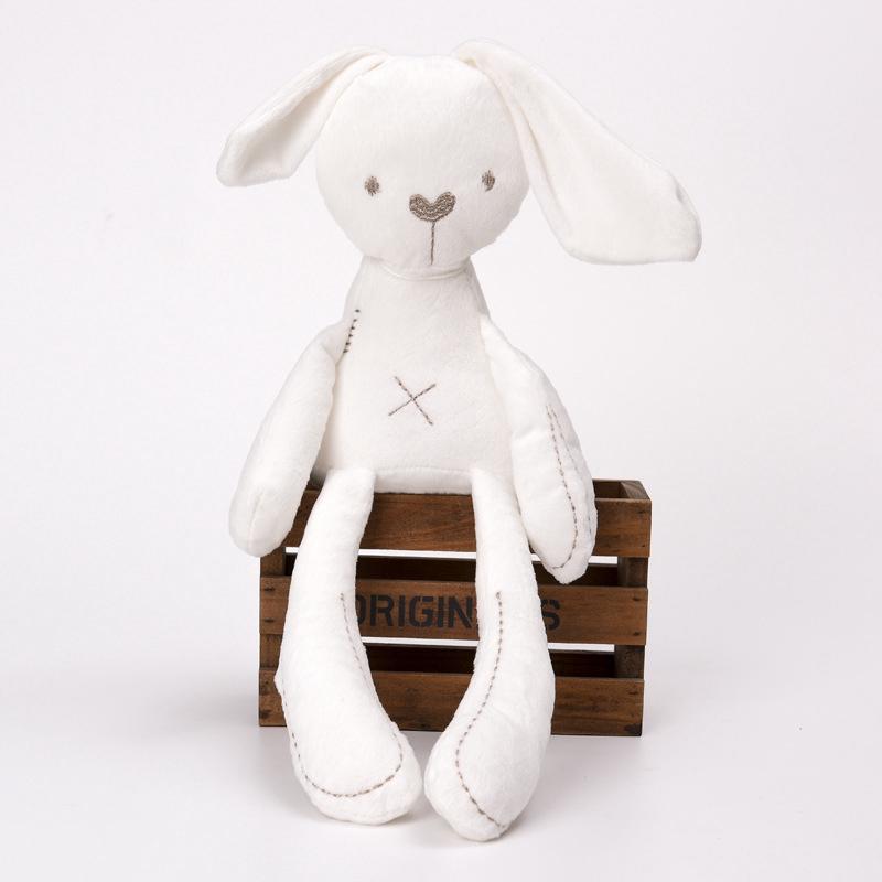 Vlinder童裝小兔毛絨公仔寶寶陪睡玩偶彈性十足
