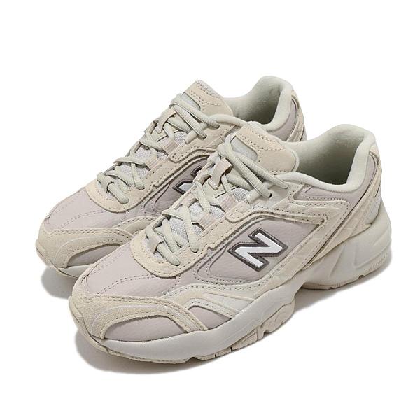 New Balance 休閒鞋 NB 452 米白 灰 奶茶色 女鞋 男鞋 運動鞋 老爹鞋 【ACS】 WX452SRD