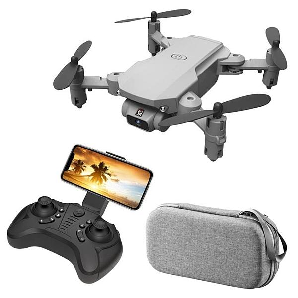 空拍機無人機折迭無人機迷你LS-MIN航拍4K高清圖元遙控飛機定高四軸飛行器【新年特惠】