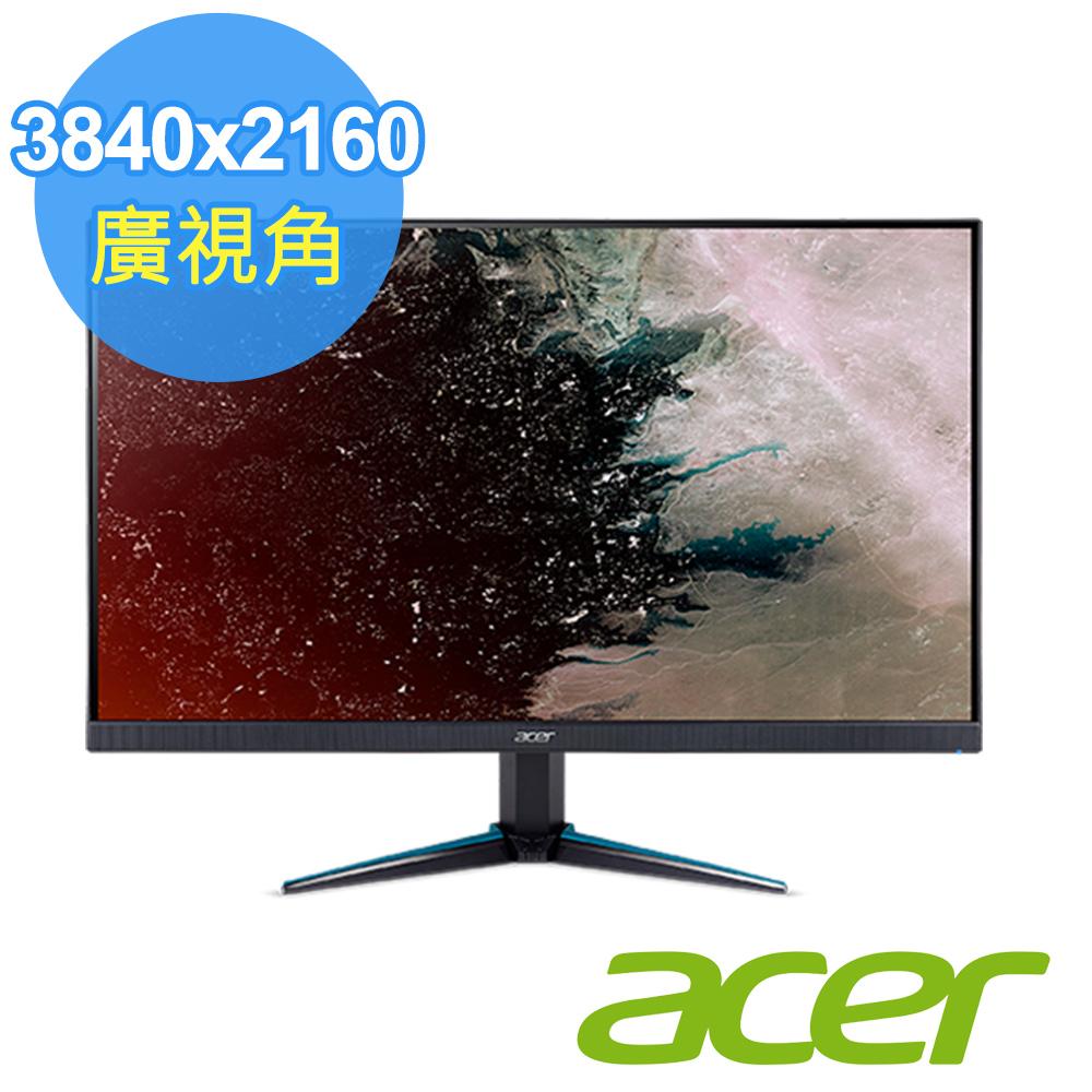 ACER 宏碁 VG280K 28型 IPS 4K薄邊框電競螢幕