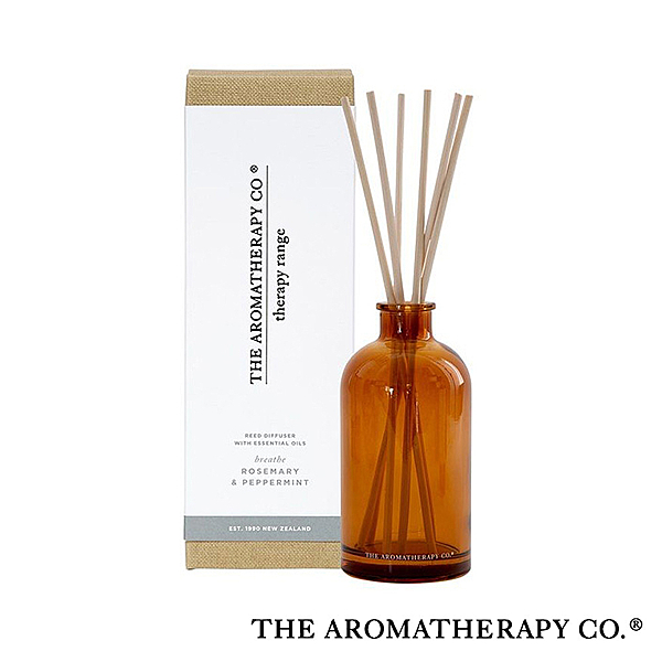 紐西蘭 The Aromatherapy Co Therapy系列 250ml 迷迭香薄荷