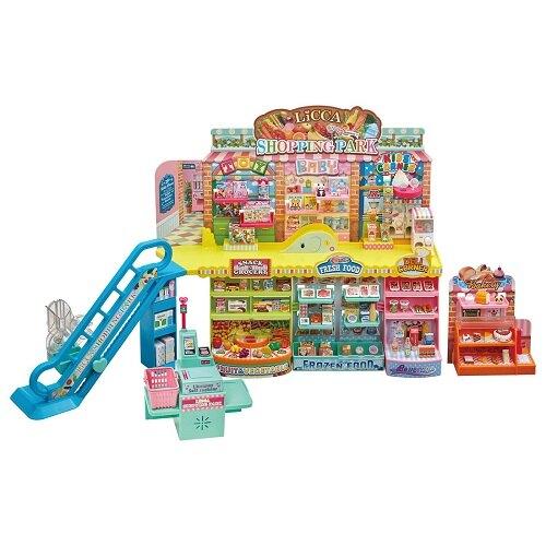 《TAKARA TOMY》莉卡娃娃 莉卡歡樂購物中心 東喬精品百貨