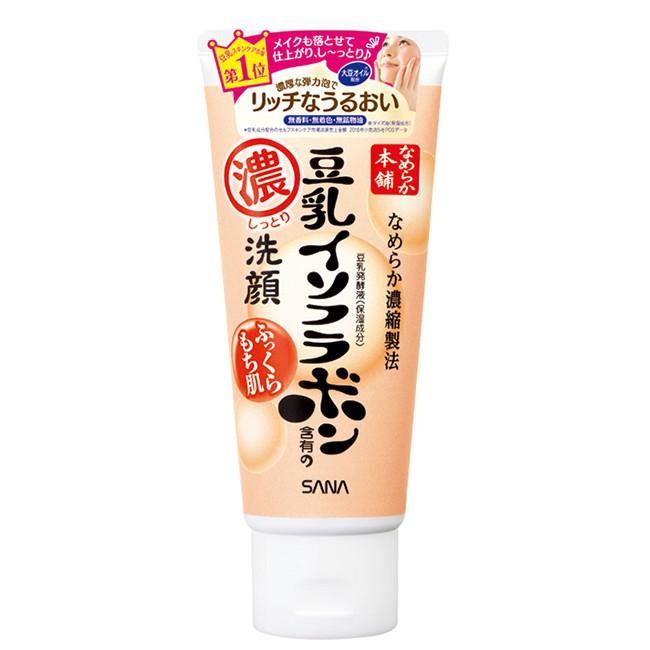 日本 SANA 豆乳美肌超保濕洗面乳 150g/ 豆乳美肌洗面乳 150g