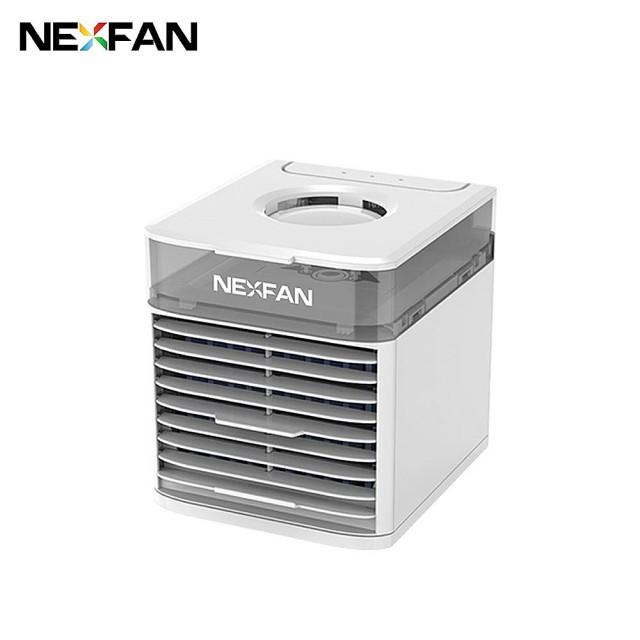GOLDEN  Nexfan Ultra 四合一冰風扇(黑白兩色)/節能省電 沁涼帶著走