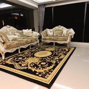 【山德力】古典歐風 紐西蘭羊毛地毯-雀屏 240x340cm