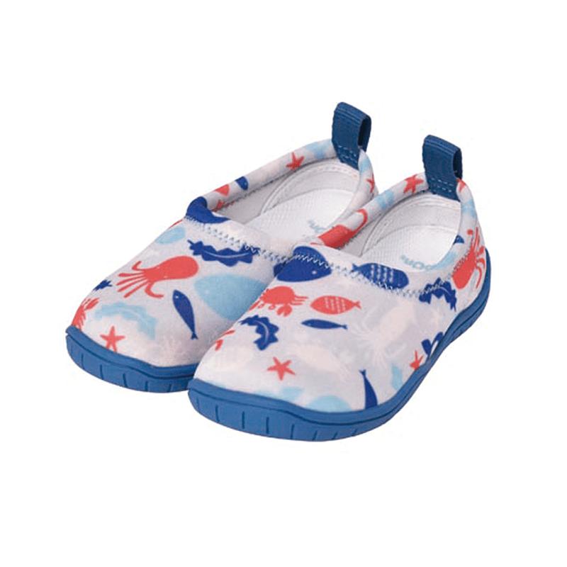 兒童休閒機能鞋「ISEAL VU系列」-海洋樂園 15cm