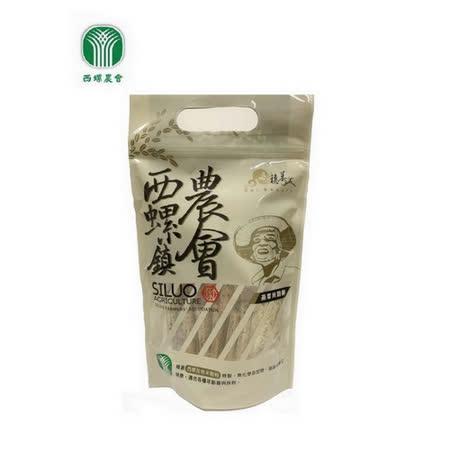 【西螺鎮農會】燕麥米穀酥200g/ 包(任選)