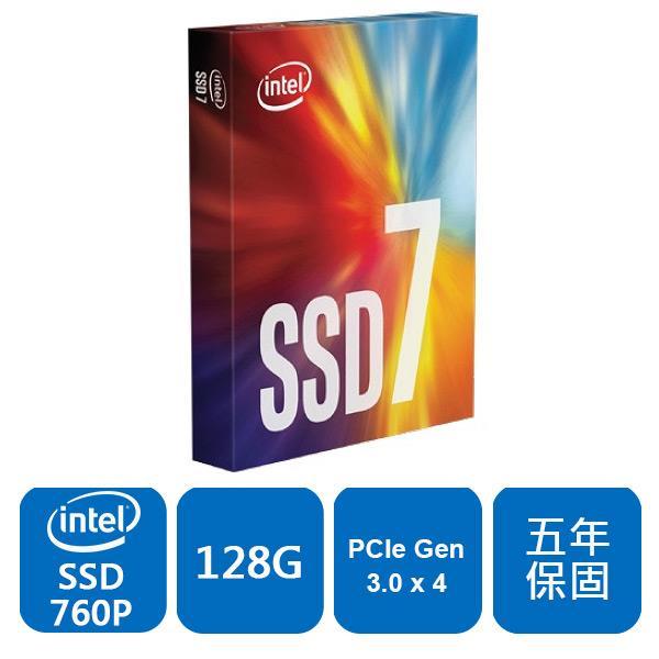 Intel 760P-SSDPEKKW128G8XT