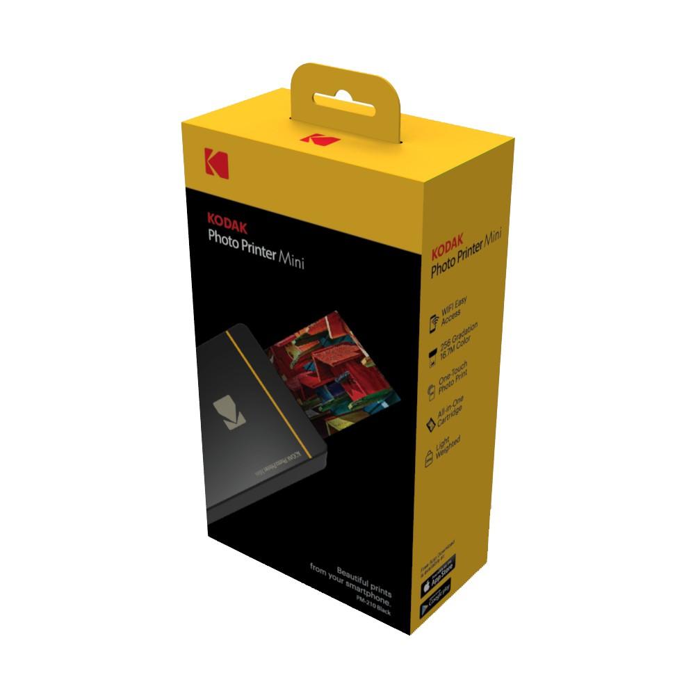 KODAK 柯達 2x3相片貼紙 一體式墨盒 20張 (PMS-20) PM-210適用