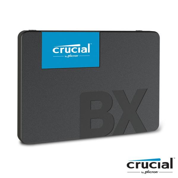 3年保 裝機口碑款【BX500 240GB】,好禮加價任你選 !