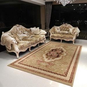 【山德力】古典歐風 紐西蘭羊毛地毯-皇室 200x300cm