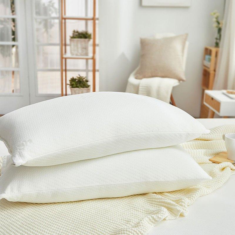 3D護頸釋壓獨立筒枕