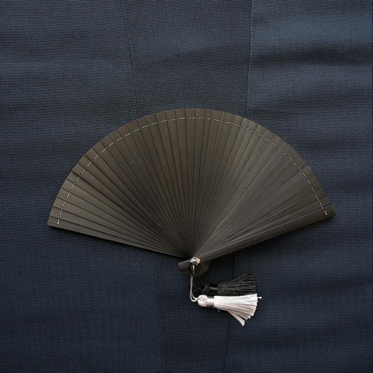 扇子 扇形老閶門夏季古風扇子折扇中國風女式便攜折疊小扇子迷你竹扇 一件82折