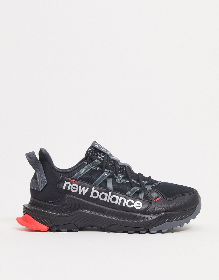 New Balance Running Tempo trainers in black
