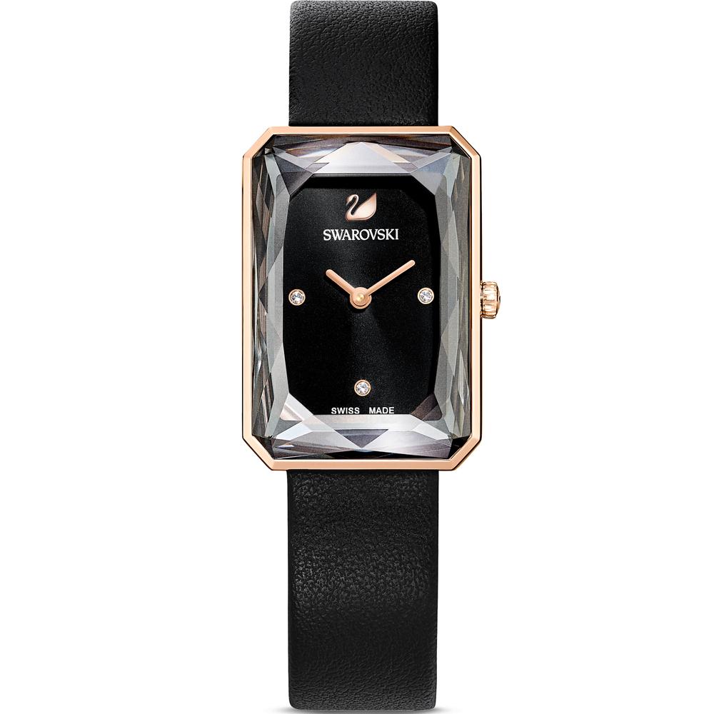 SWAROVSKI施華洛世奇 UPTOWN 璀璨迷人時尚腕錶 5547710