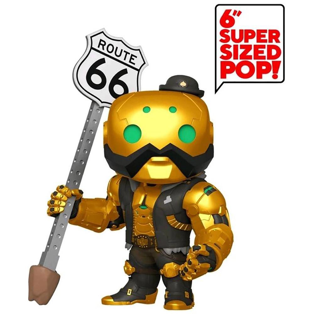 FUNKO POP 遊戲系列 鬥陣特攻  6吋 鮑伯 珍珠色