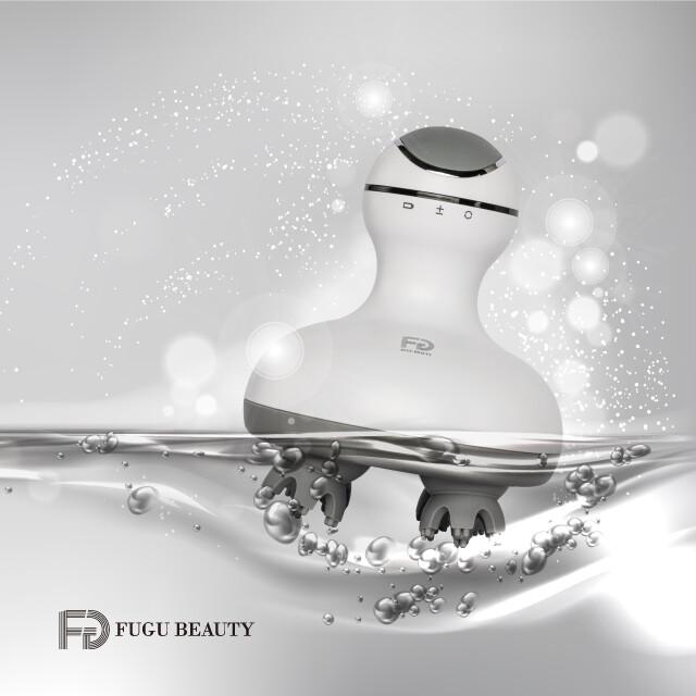 fugu beauty頭皮spa美體按摩器
