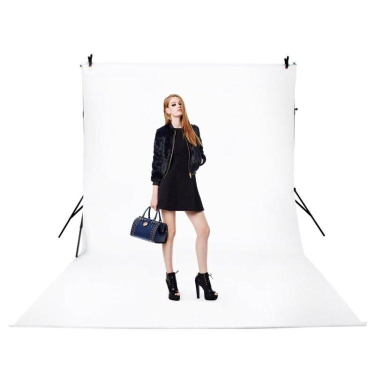 可伸縮背景架 3X3米拍照背景布支架攝影棚燈人像服裝影樓直播器材YQS 【全館免運 限時鉅惠】