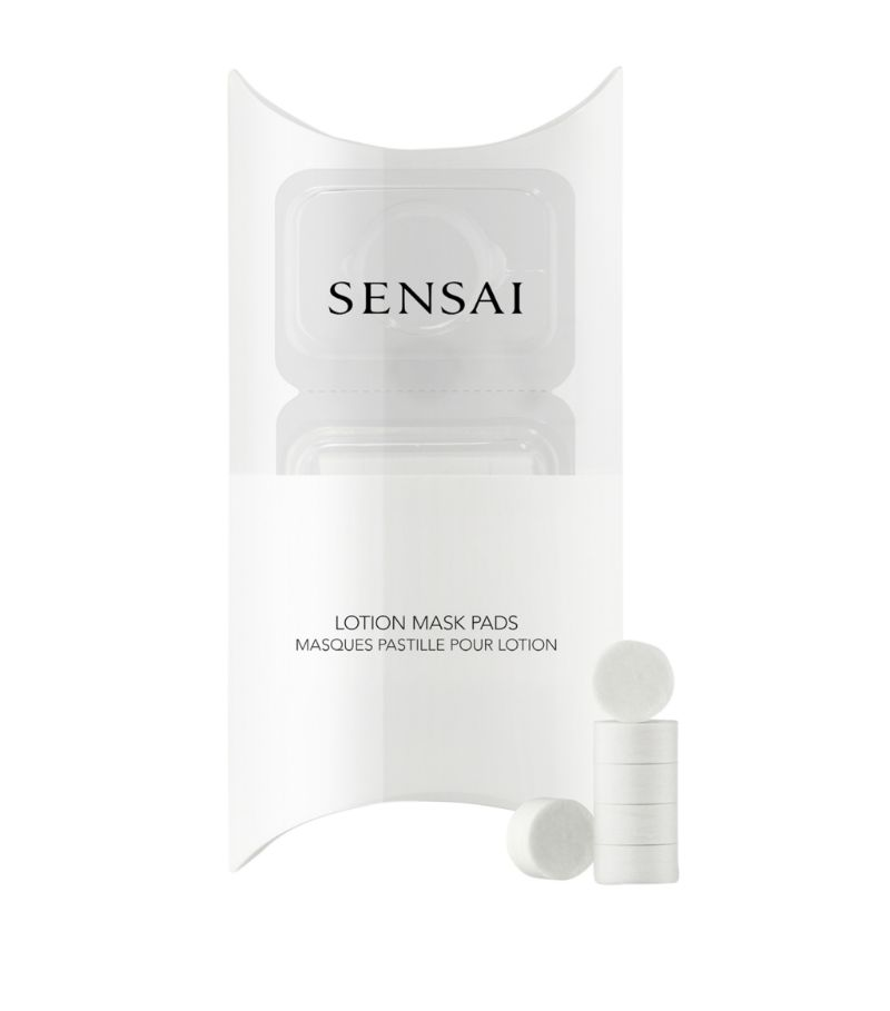 Sensai Lotion Mask Pads (15 Pieces)