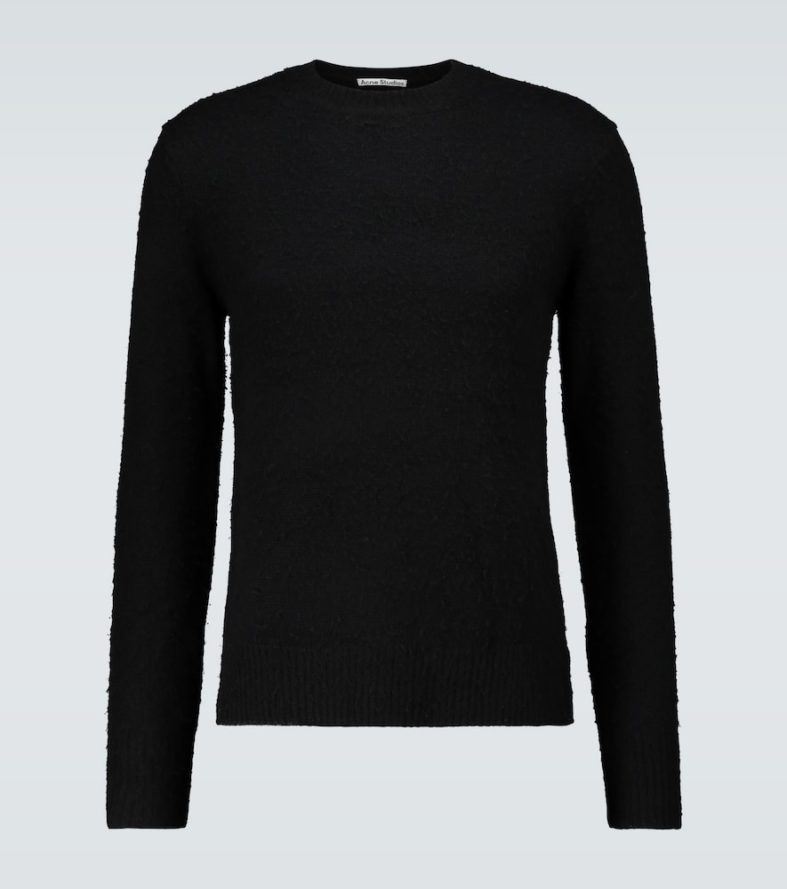 Peele wool and cashmere sweater