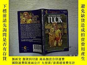 二手書博民逛書店THE罕見TROUBLE WITH TUCK (02)Y2030