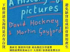 二手書博民逛書店A罕見History of Pictures藝術歷史Y12961