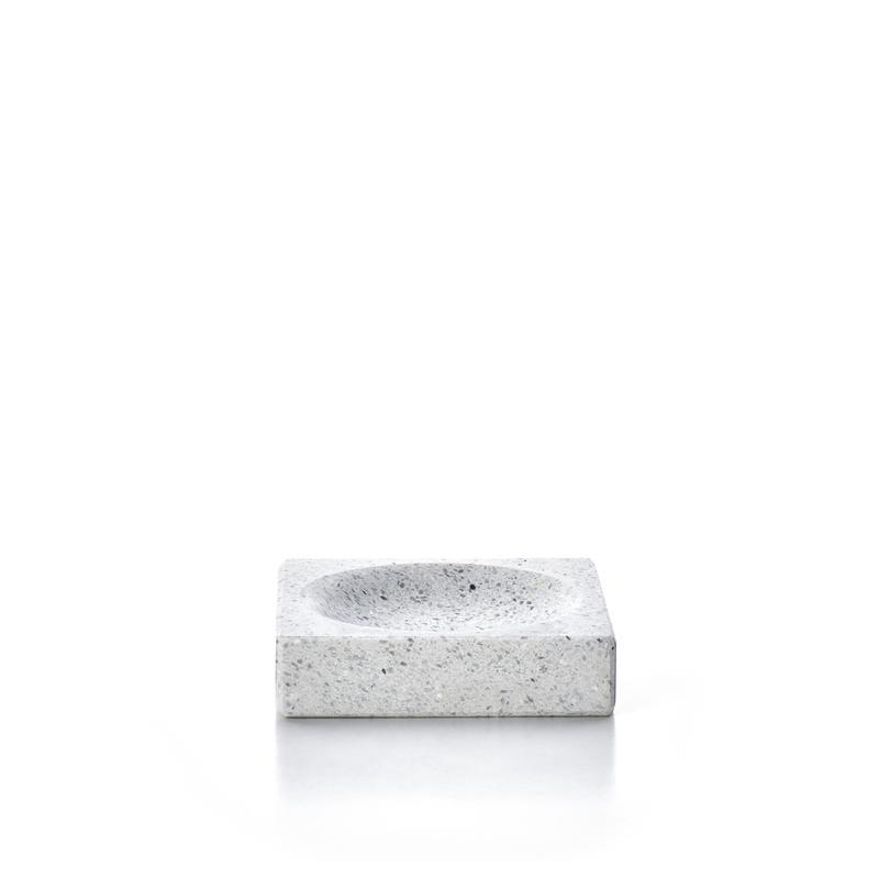 天然磨石衛浴盥洗組 - 肥皂盤
