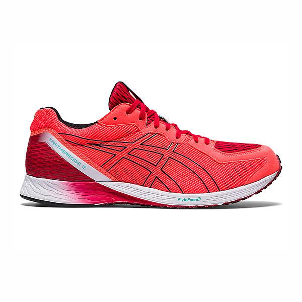 Asics TARTHEREDGE 2 [1011A854-600] 男鞋 運動 休閒 慢跑 輕量 耐磨 亞瑟士 紅 黑