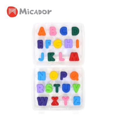 Micador 澳洲 英文字母蠟筆
