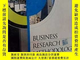 二手書博民逛書店BUSINESS罕見RESEARCH METHODOLOGYY1