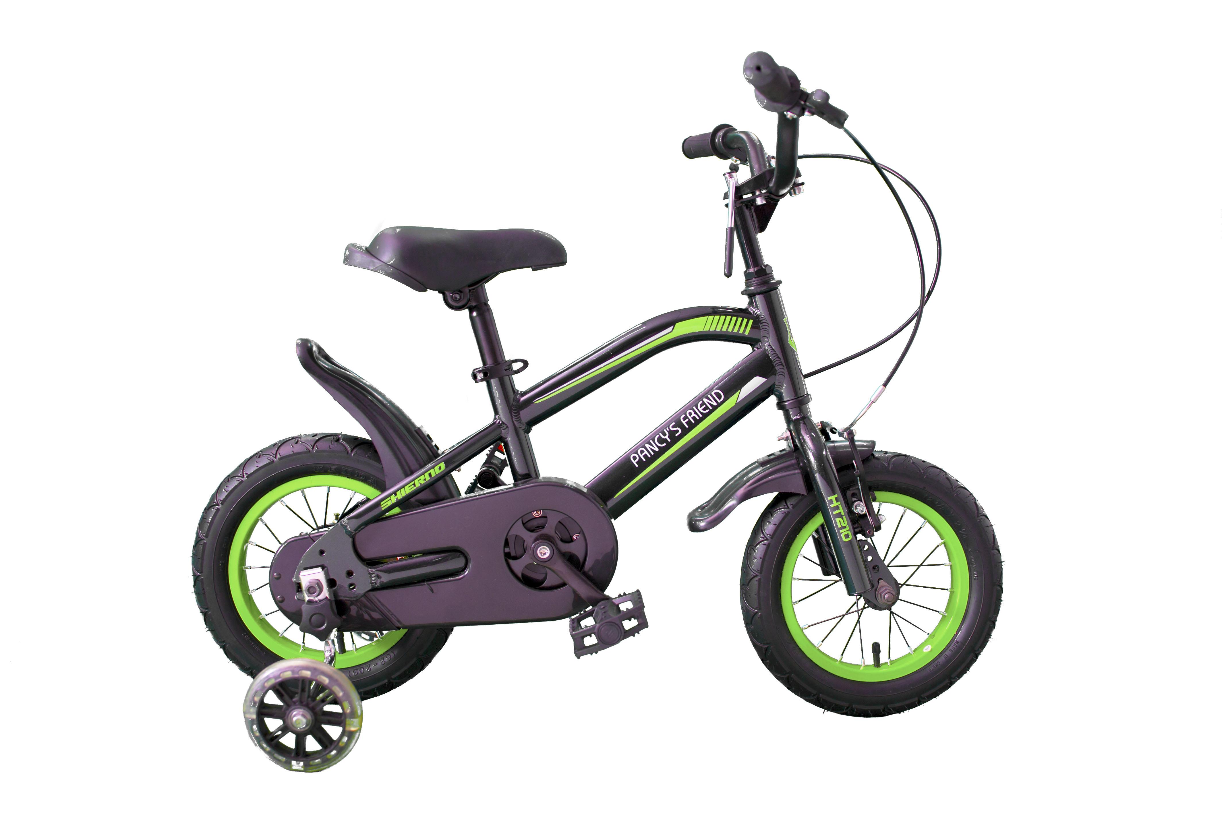 【限時瘋搶 滿$1200折$120】GCB26 SHERNO 12吋童車 ღ 鋁合金車架+輔助輪 ღ 兒童腳踏車 小朋友自行車  幼兒腳踏車